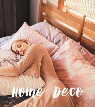 Home deco on Society6 by Girly Trend