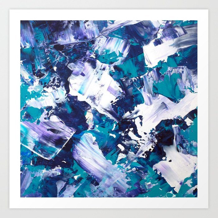 be-the-change-modern-blue-teal-green-purple-white-abstract-acrylic-painting-prints